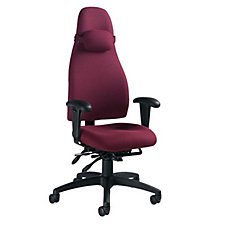 Obusforme Fabric High Back Ergonomic Chair, CH02677