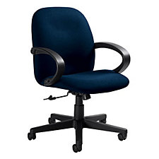 Fabric Mid Back Executive Chair, CH03766