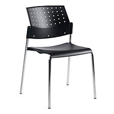 Black Stack Chair, CH03774