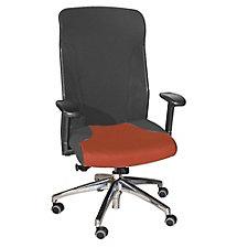 Cirrus Mesh and Fabric High Back Ergonomic Chair, CH04652
