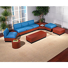 Modular Fabric Reception Set - Five Seats, CH50351
