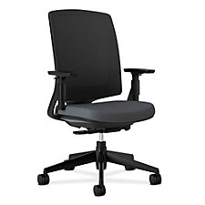 HON Lota Mesh Mid-Back Chair - Black Frame, CH50602