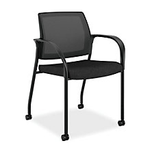 HON Ignition 300 lb. Weight Capacity Mobile Stack Chair, CH50461