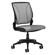 Armless Diffrient World Task Chair, CH50418