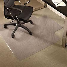 """Plastic Chair Mat - 36"""" x 48"""", CH01612"""