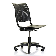 HAG Wing Plastic Armless Task Chair, CH50982
