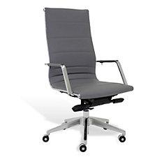 Sophia Leatherette High Back Executive Chair, CH50530