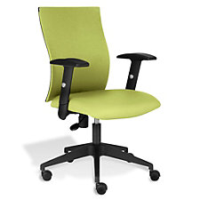 Kaja Fabric Contoured Task Chair, CH50536