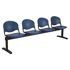 Polypropylene Four Seat Bench, CH03086