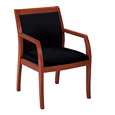 Wood Frame Contemporary Guest Chair, CH02490