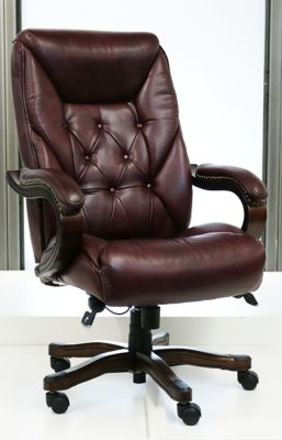 Kingston Faux Leather Chair