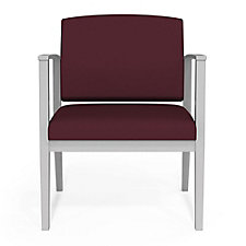 Amherst Steel Oversized Fabric Guest Chair, CH51463