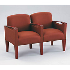 Two Seater with Center Arm, CH02712
