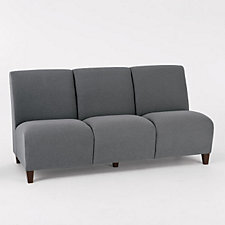 Siena Armless Three Seat Sofa, CH03978