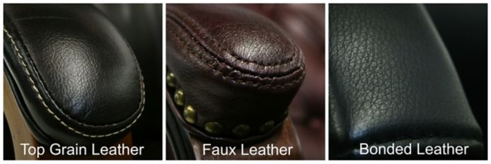 Top Grain Vs Full Grain Leather Sofa A Close Up Look At