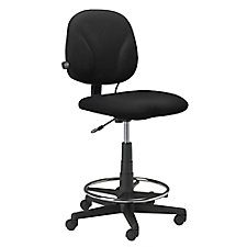 Fabric Swivel Ergonomic Stool, CH02379