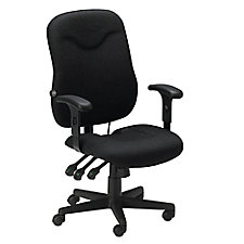Comfort Series Fabric Ergonomic Chair, CH02386