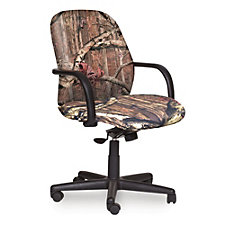 Allegra Fabric Camo Managers Chair, CH50604
