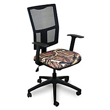Fermata Camo Mesh High Back Task Chair, CH50608