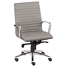 Faux Leather Conference Chair, CH51579