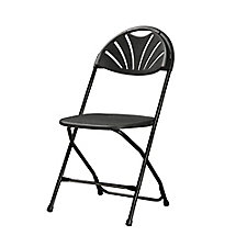 Valuemax Fan Back Folding Chair , CH51175