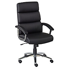 Conference Chair in Faux Leather, CH51582