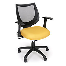 Initial Mesh Back Flip Arm Computer Chair, CH51737