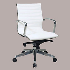 Mid Back Modern Task Chair, CH50449