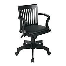 Hardwood Solid Task Chair, CH50404