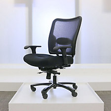 Space Air Grid Mesh Back Big and Tall Ergonomic Chair, CH02923