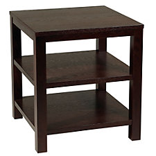 Merge Square End Table, CH50171