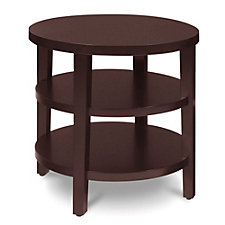 Merge Round End Table, CH03532