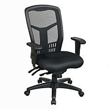 Pro Grid Mesh High Back Ergonomic Chair, CH04755