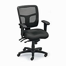 Pro Grid Mesh Mid-Back Ergonomic Chair, CH04756