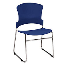 Multi-Use Plastic Stack Chair, CH00469