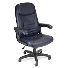 MobileArm Leather Conference Chair, CH00487