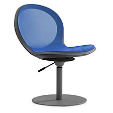 Net Series Armless Swivel Chair - Height Adjustable, CH04860