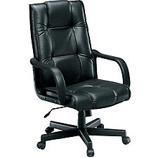 High Back Leather Chair, CH00484