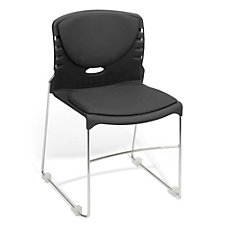 Sled Base Fabric Stack Chair, CH51006
