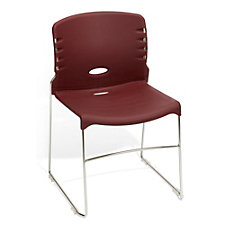 Sled Base Poly Stack Chair, CH51007