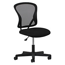 Essentials Mesh Back Armless Task Chair, CH51846