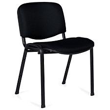 Burleigh Fabric Armless Stack Chair, CH51118