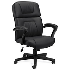 Lucia Bonded Leather Executive Chair, CH51130