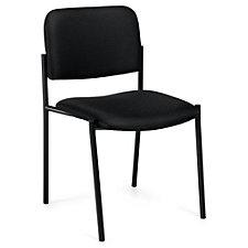 Burleigh Straight Leg Fabric Stack Chair , CH51139