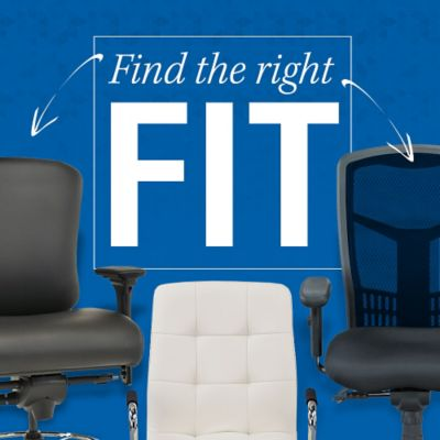 A Guide to Office Chair Sizes