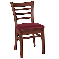 Ladder-Back Break Room Chair, CH03834