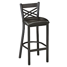 Cross-Back Break Room Stool, CH03829