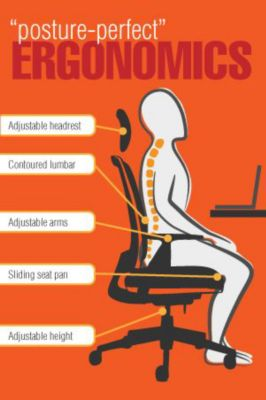 ... choose the best ergonomic office chair is a great resource to check out before you select your chair. You can even share this resource with your boss. & How to Convince Your Boss to Buy You a New Office Chair