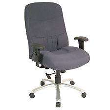 Mid Back Big and Tall Chair, CH02894