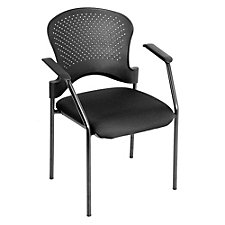 Breeze Fabric Seat Nylon Back Guest Chair, CH02409